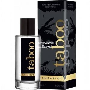 RUF Taboo Tentation Magnetic Perfume for Women 50m