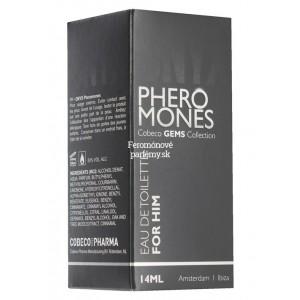 Onyx Pheromone Men Toilette 14 ml