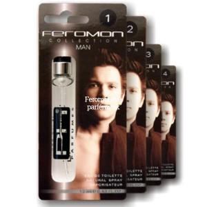 Feromónový sprej pre mužov - HIGHER